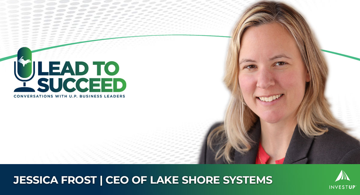 Lead to Succeed Episode 4 with Jessica Frost